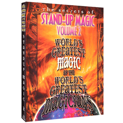 Stand-Up Magic - Volume 2 (World's Greatest Magic) video DOWNLOA