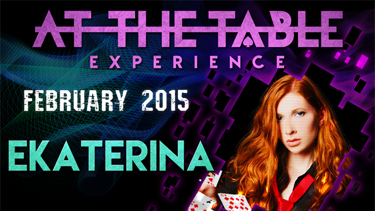 At the Table Live Lecture -Ekaterina 2/25/2015 - video DOWNLOAD