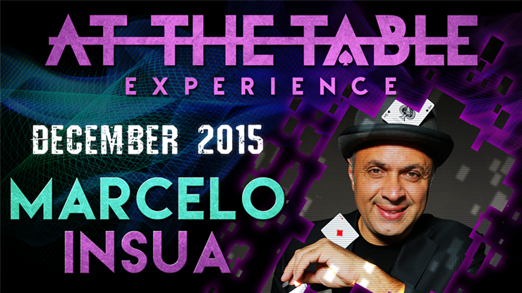 At the Table Live Lecture Marcelo Insua December 2nd 2015 video