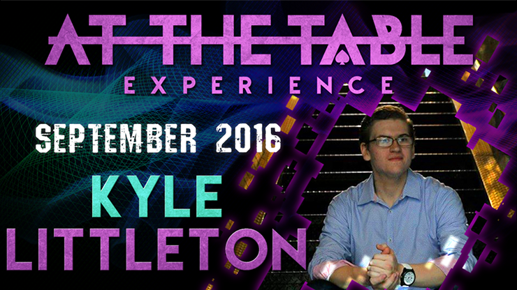 At the Table Live Lecture Kyle Littleton September 7th, 2016 vid