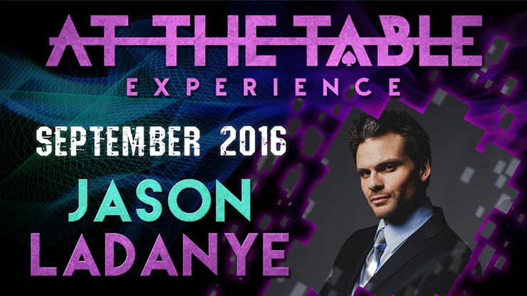 At the Table Live Lecture Jason Ladanye September 21st, 2016 vid