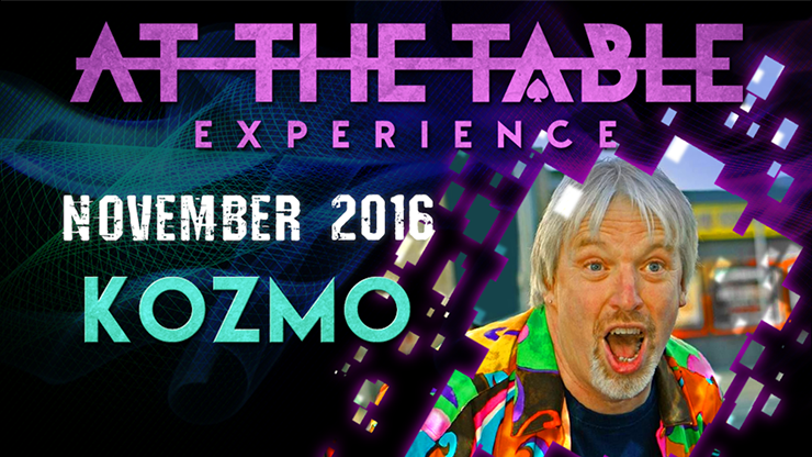 At The Table Live Lecture Kozmo November 16th 2016 video DOWNLOA
