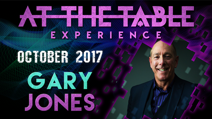 At The Table Live Lecture Gary Jones October 18th 2017 video DOW