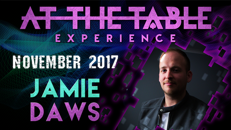 >At The Table Live Lecture Jamie Daws November 15th 2017 video DO