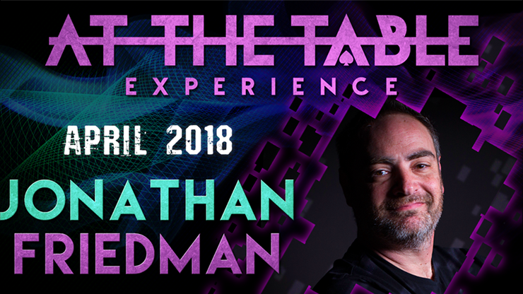 At The Table Live Jonathan Friedman April 4th, 2018 video DOWNLO