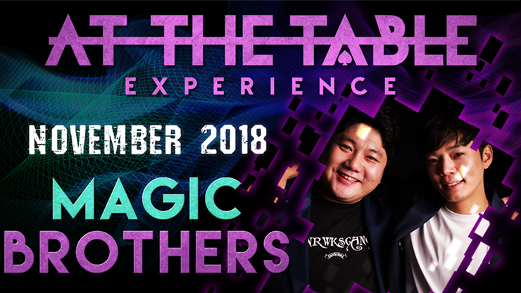 At The Table Live Magic Brothers November 21, 2018 video DOWNLOA