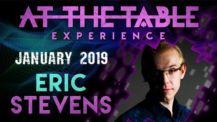 At The Table Live Lecture Eric Stevens January 21st 2019 video D