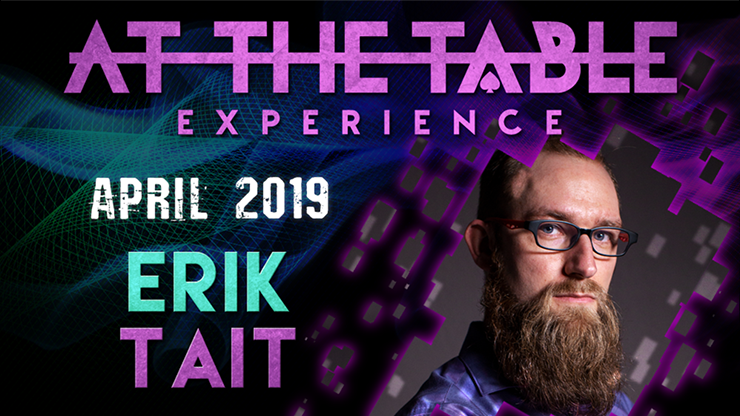 >At The Table Live Lecture Erik Tait April 17th 2019 video DOWNLO