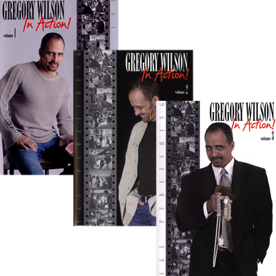 >In Action Set (Vol 1 thru 3)  by Gregory Wilson video DOWNLOAD