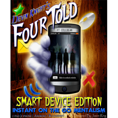 >Four Told by Devin Knight - Mixed Digital DOWNLOAD