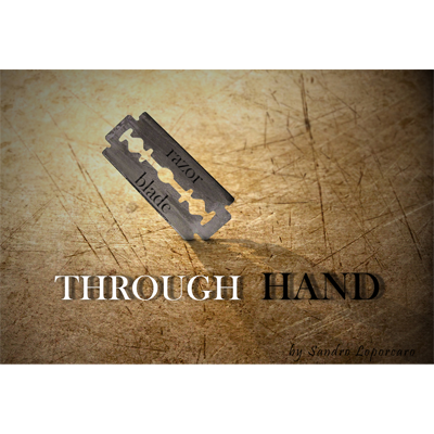 Razor Blade Through Hand by Sandro Loporcaro - Video DOWNLOAD