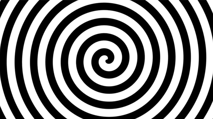 Mobile Phone Magic & Mentalism Animated GIFs - Hypnosis Mixed Me