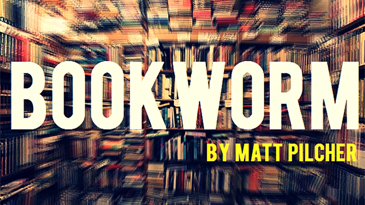 BOOKWORM by Matt Pilcher video DOWNLOAD