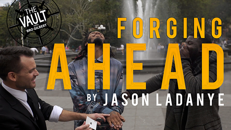 >The Vault - Forging Ahead by Jason Ladanye video DOWNLOAD