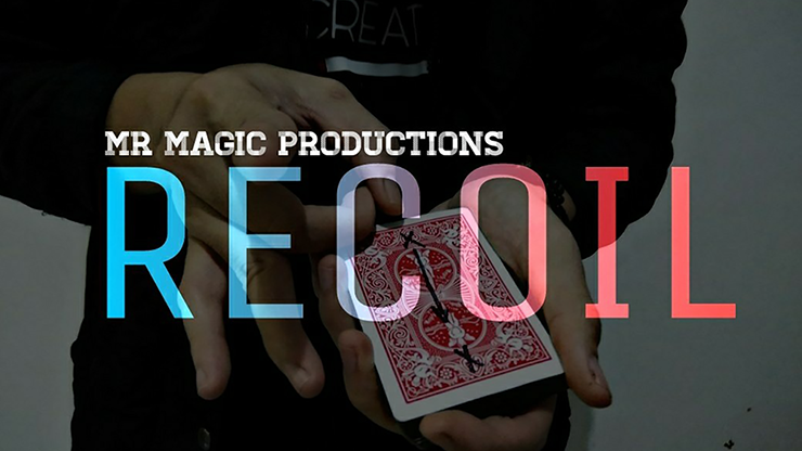 >RECOIL by MR Magic Production video DOWNLOAD