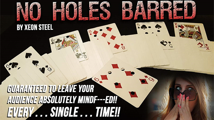 No Holes Barred by Xeon Steel - video DOWNLOAD