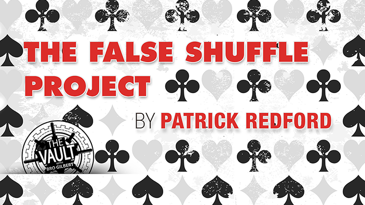 The Vault - False Shuffle Project by Patrick Redford video DOWNL