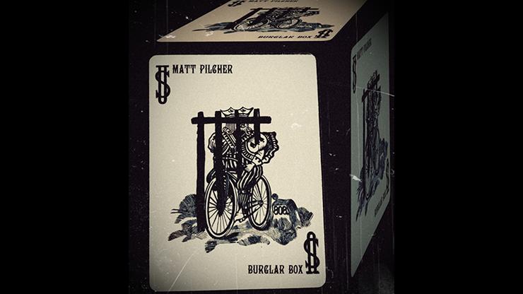>Burglar Box by Matt Pilcher - video DOWNLOAD