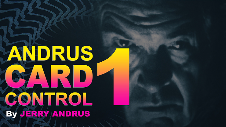 Andrus Card Control 1 by Jerry Andrus Taught by John Redmon vide