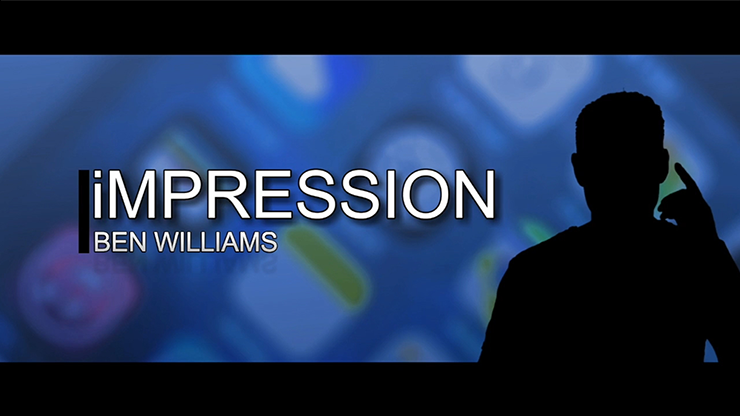 >iMPRESSION by Ben Williams video DOWNLOAD