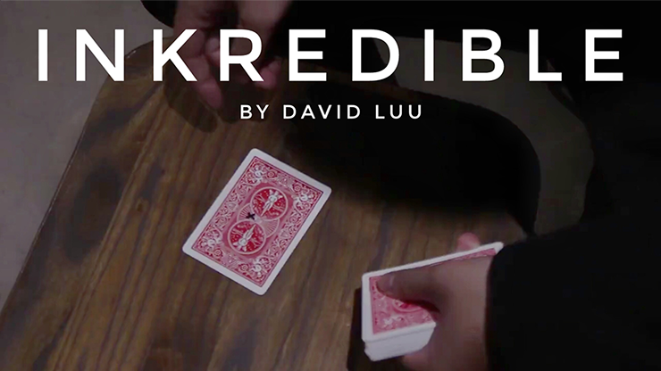 INKredible by David Luu video DOWNLOAD
