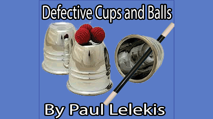 >Defective Cups & Balls by Paul a. Lelekis eBook DOWNLOAD