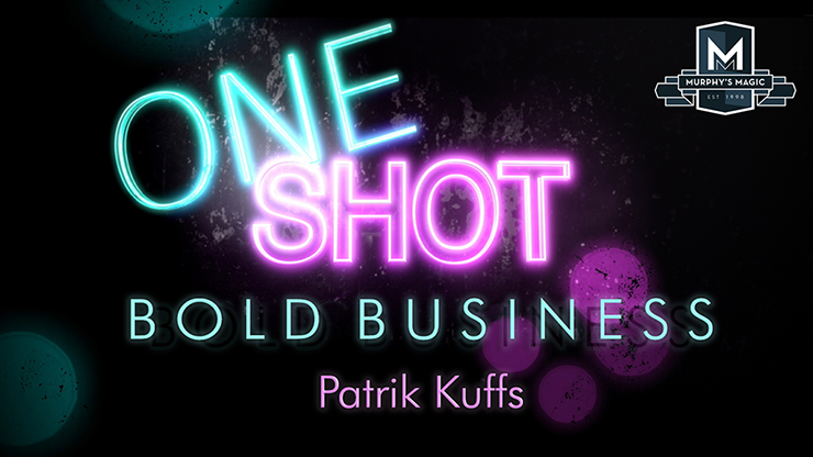 MMS ONE SHOT - BOLD BUSINESS by Patrik Kuffs video DOWNLOAD