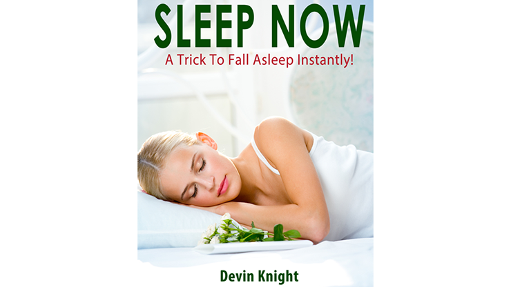 >INSTANT SLEEP FOR MAGICIANS by Devin Knight eBook DOWNLOAD