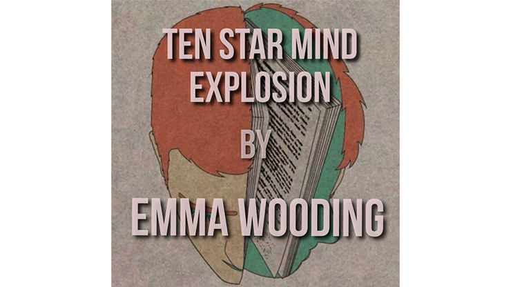 >The Ten Star Mind Explosion by Emma Wooding eBook DOWNLOAD