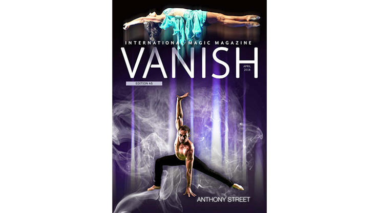 >Vanish Magazine #45 eBook DOWNLOAD
