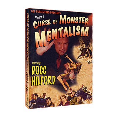 Curse Of Monster Mentalism - Volume 2 by Docc Hilford video DOWN
