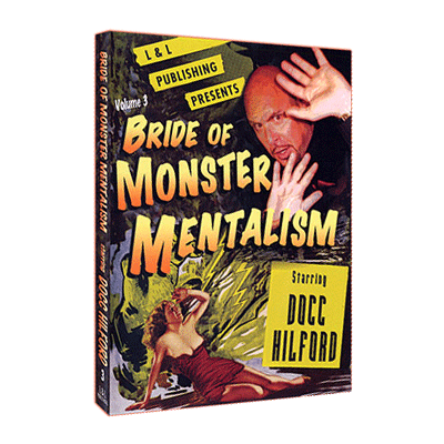 Bride Of Monster Mentalism - Volume 3 by Docc Hilford video DOWN
