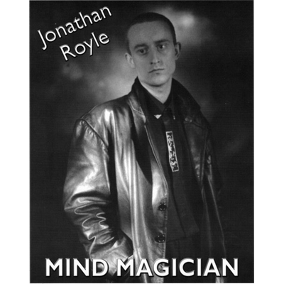 Confessions of a Psychic Hypnotist - Live Event by Jonathan Royl