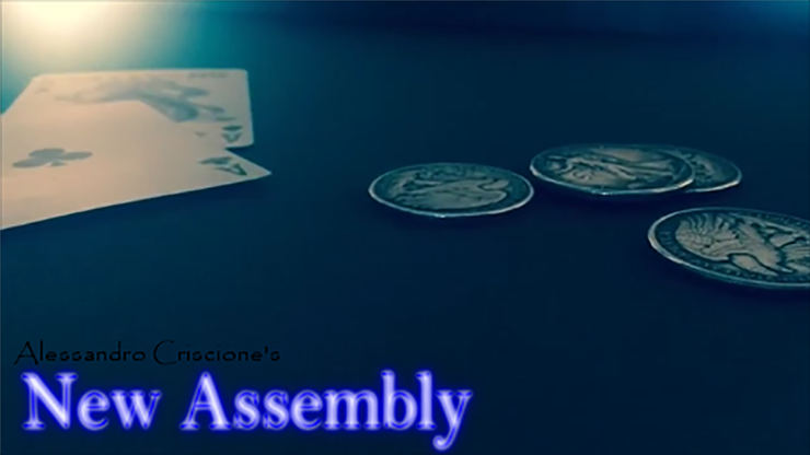 >New Assembly by Alessandro Criscione video DOWNLOAD