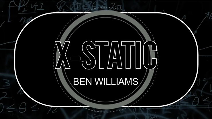 >X-Static by Ben Williams video DOWNLOAD