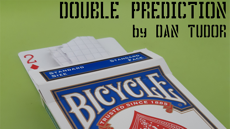 Double Prediction by Dan Tudor video DOWNLOAD