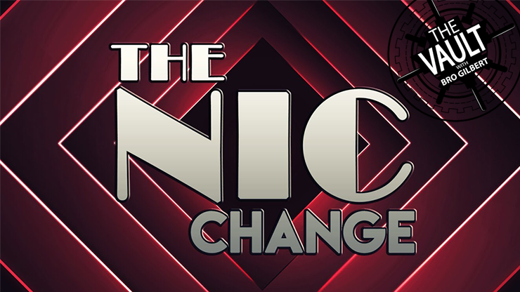 >The Vault - Antonio Satiru presents NIC Change by Nic Mihale vid