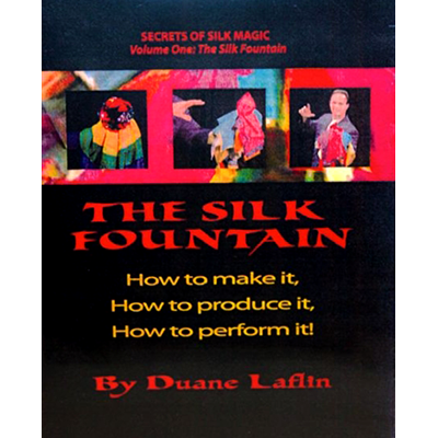 Silk Fountain, Laflin Silk series- 1 Video DOWNLOAD